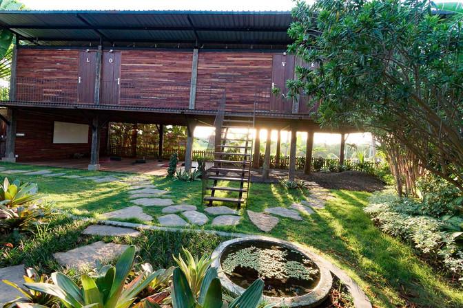 Taps Media Architecture Photography with Samadi Bali Retreat Center
