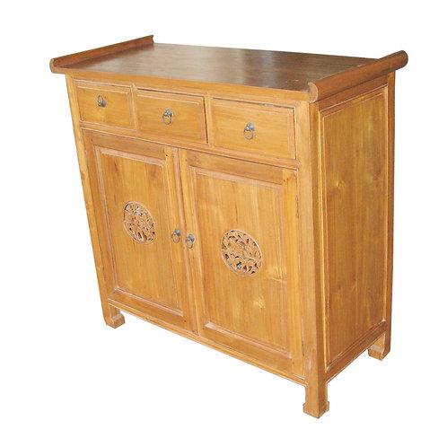 Móvel em madeira Teca /  90x40x102
