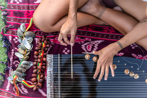 Taps Media Photoshoot with Avi Basuki, Sound Alchemist