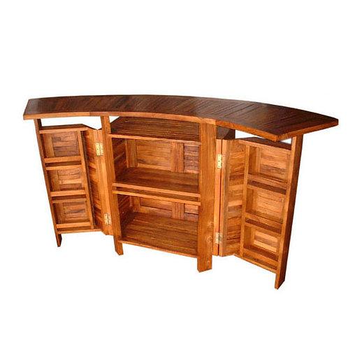 Móvel bar em madeira Teca - Código. T310