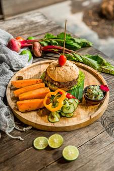 Taps Media Food Photography with Samadi Bali Retreat Center