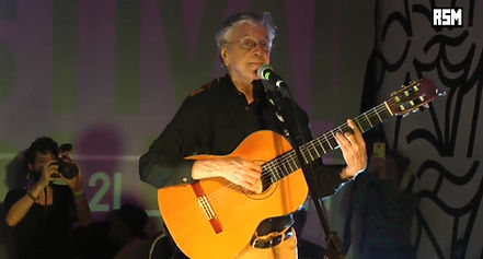 Show do Caetano no Festival Ninja