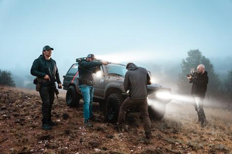 Behind the Scenes Fieldcraft Survival