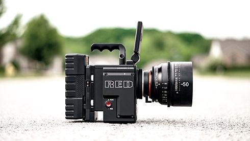 Taps Media Cinema Camera Red Digital Cinema