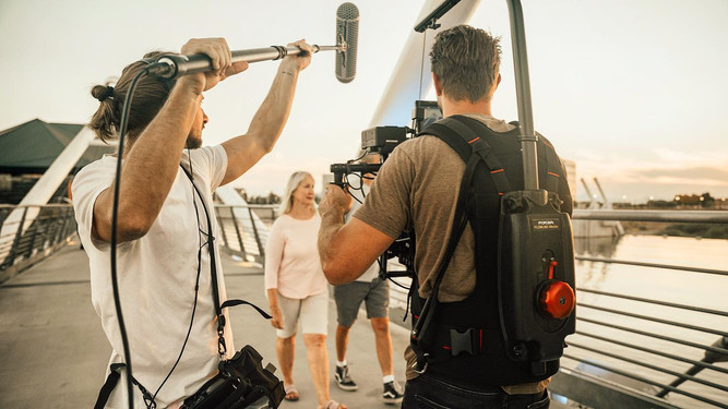 Apricus Medical Group Commercial Behind the Scenes