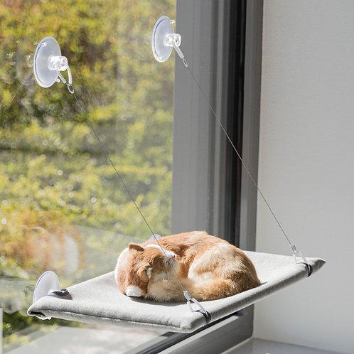 Alfombrilla para el cristal de la ventana