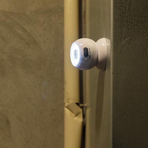 Luz 360 con sensor de movimiento