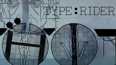 Type_Rider_Tipographic_Videogame_Caratul