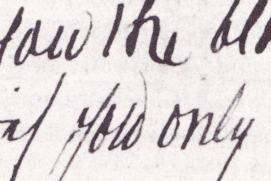 scritta a penna  grigia scorrevole pagin