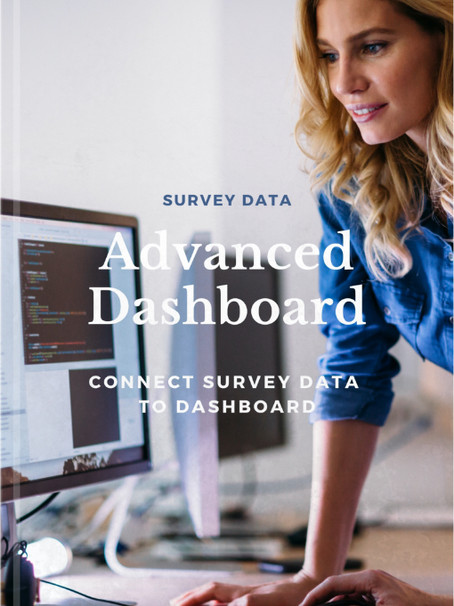 Advanced dashboard for Market research: Connect survey data to Power BI