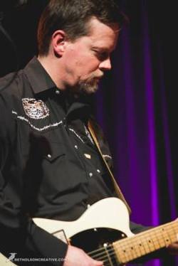 Jeff Church Guitarist Thin Rail