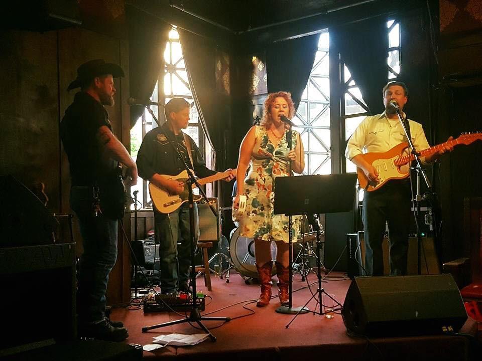 Thin Rail Portland Oregon Alt Country Original Band