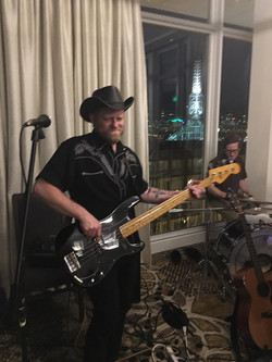 Jeremy Nelson Bass Private Party