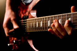 Jeff Church Guitar