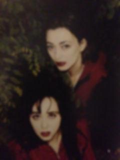 Danielle de Picciotto & Gudrun Gut 1990.