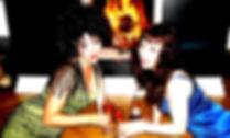 Danielle & Fiona am Feuer.jpg