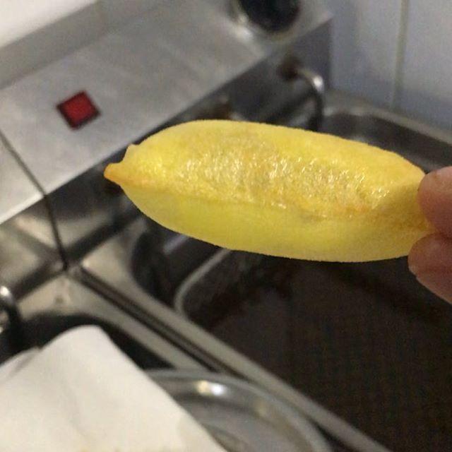Patata soufle!!!! #salamanca #foodporn #