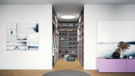 Ankleidezimmer nach Mass vom führenden Schweizer Online-Schreiner ecoleo