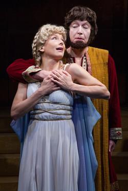Cleopatra with Tony Sheldon