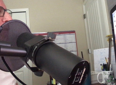 """The View From My Wheelchair–Podcast """"Pre-Show Gold"""""""