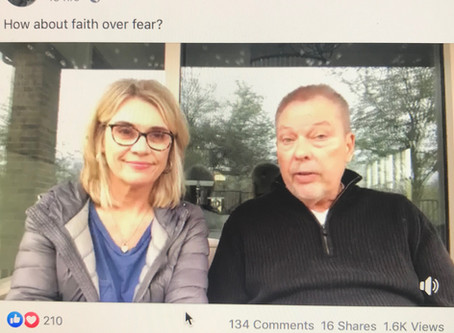The View From My Wheelchair – Faith Over Fear and how to not Fear When You Don't Have Faith