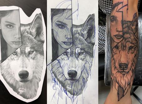 Tatuaże indywidualne, jak powstają?