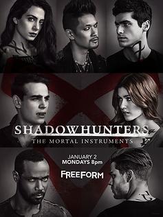 "Shadowhunters Season 2 "" Iron Sisters"""
