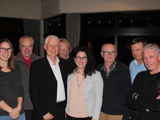 Frischer Wind im Vorstand des Tennis Club Grün-Weiss