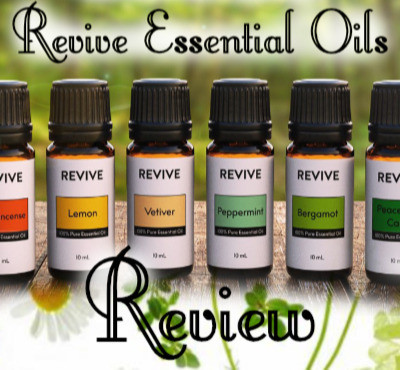 Revive Essential Oils Review