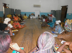 Women Receive Course in Small Business Management