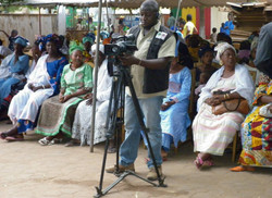 Official Launch of Initiative to Promote Income-Generating Activities