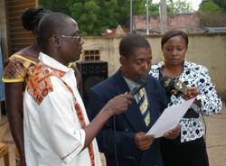 Speech of ISA Mali's president, Adama Sanogo