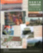 North Carolina Literary Review 2018 Cover