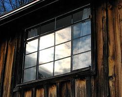 window & reflection