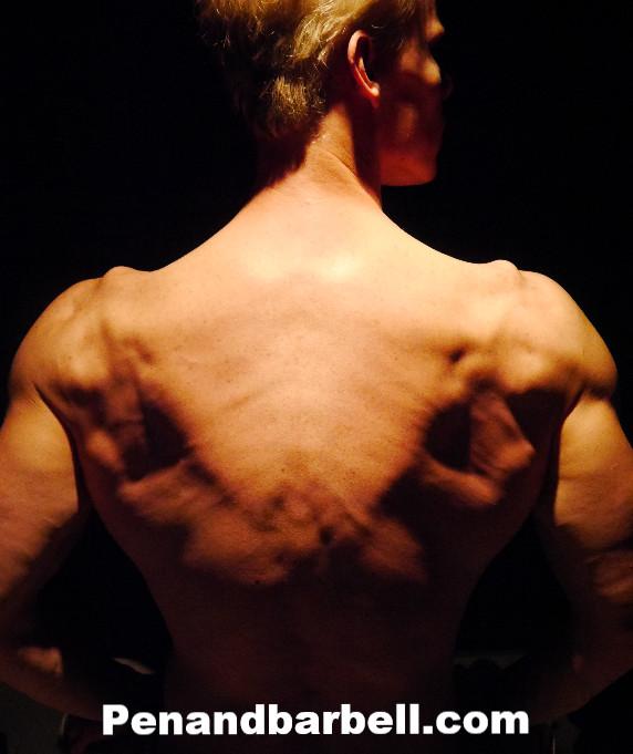 perfect back routine, by Daniel Schou