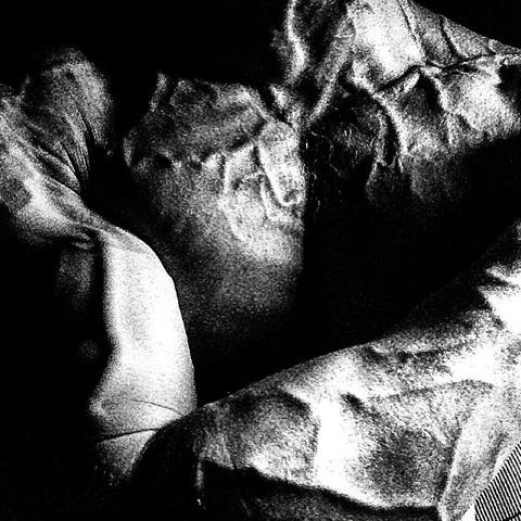 Chiseled flexing, by Daniel Schou