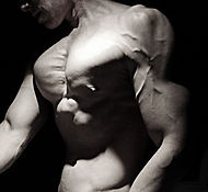 vascularity, ripped, shredded, building muscle, photo by Meline Höijer Schou. Deffa.