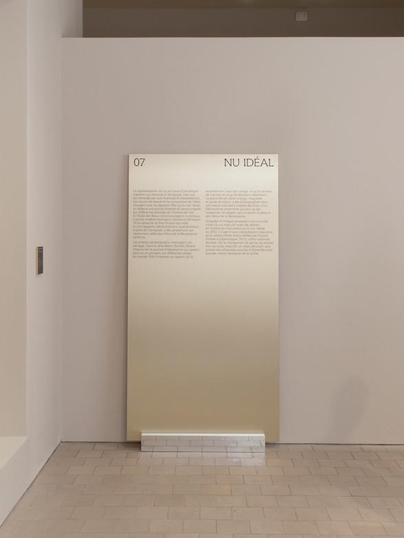 """Exposition """"À rebrousse temps"""", Musée Camille Claudel"""