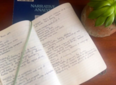 Anatomy of a narrative interview