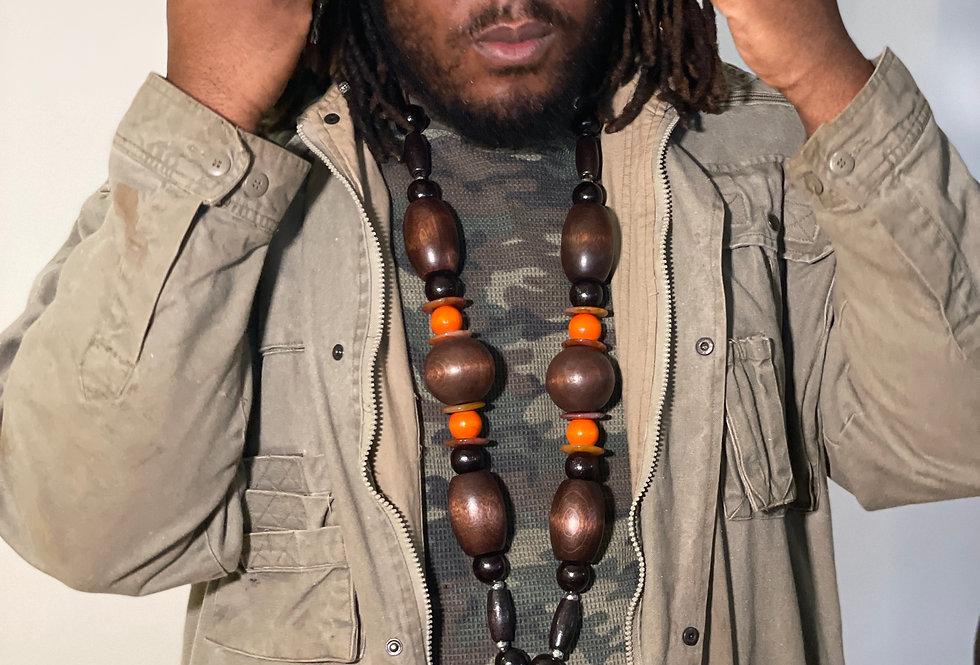 Big Up Sea Heart Necklace