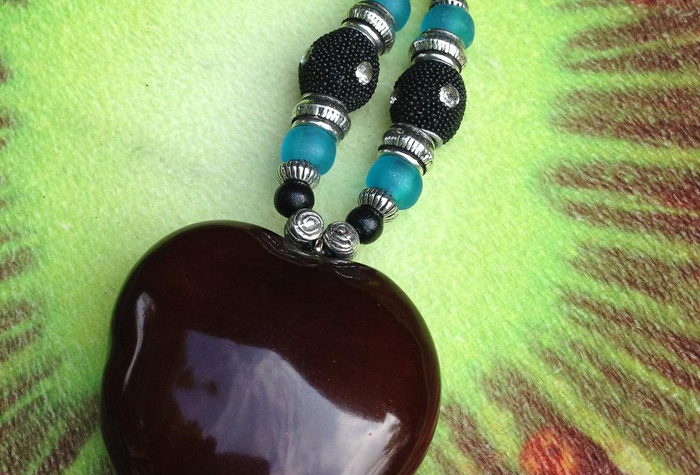 Black Diamond - SeaHeart Key Chain