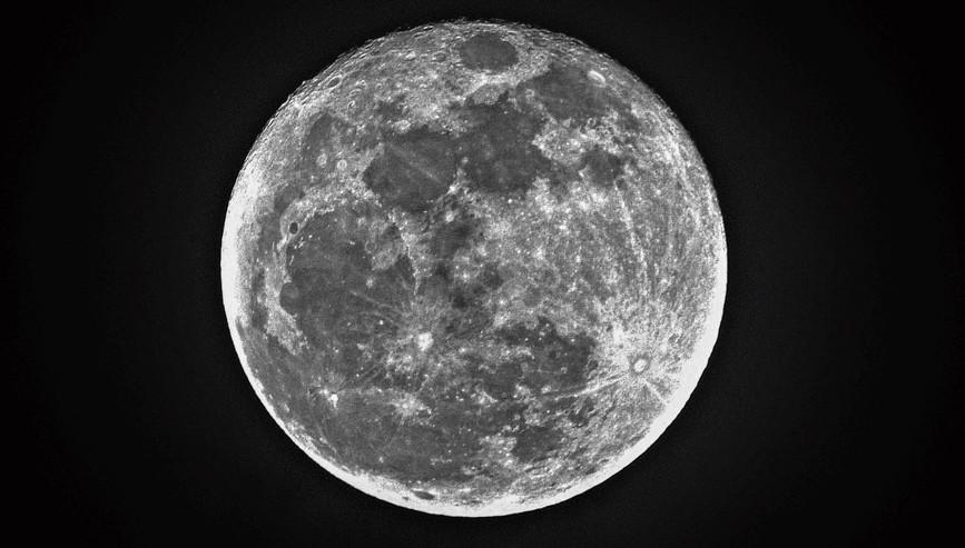 Super Luna - 16 Octubre 2016