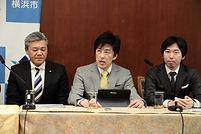 横浜市からの写真(株)ジェイアーク_青木代表取締役.JPG
