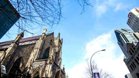 Hyperlapse Montréal