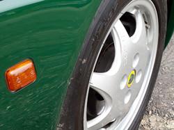 Lotus Elan Wheels in Sussex