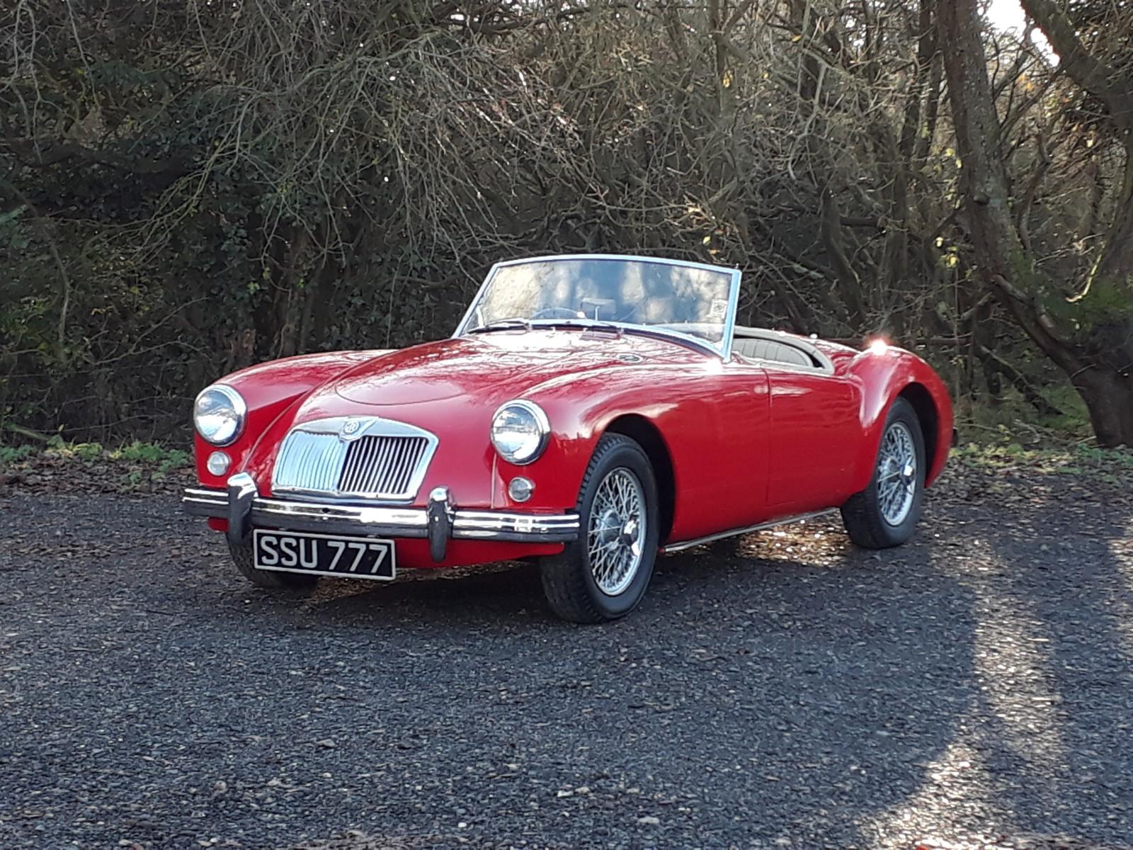 MGA £19,995