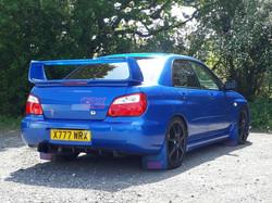 Subaru WRX STi Spec' £9,995