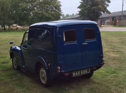 Morris Minor Classic Van for sale