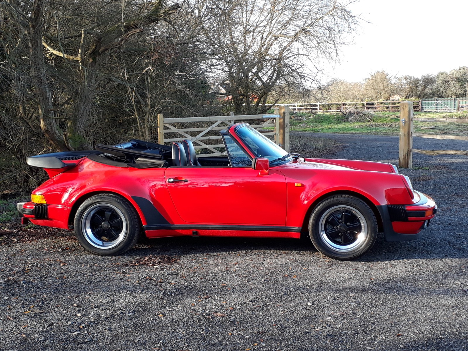 Porsche 911 Supersport £74,950