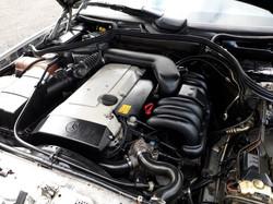 Mercedes E320 Coupe